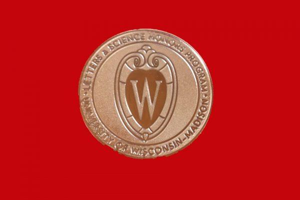 Honors pin